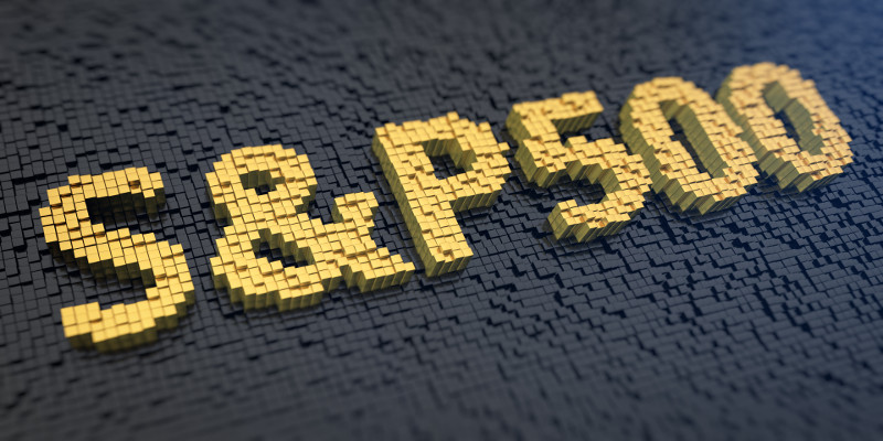 S&P500 scaled